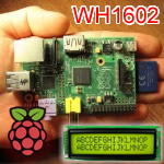 Raspberry Pi - LCD display 1602