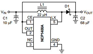 ncp1400A_circuit